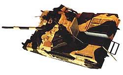 مركبة المشاة الثقيلة BTMP-84 Btmp84-2