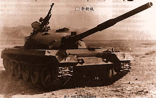 Type 69 Wz 121 Main Battle Tank: General Discussion